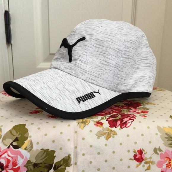 3d09e30b4f1 PUMA Women s adjustable running hat. M 5cc0c252abe1ceb00cc3fdab
